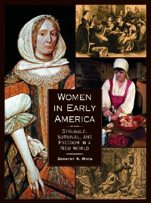 Cover for Women in Early America