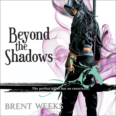 Cover for Beyond the Shadows (Night Angel Trilogy #3)