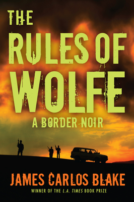 The Rules of Wolfe Cover