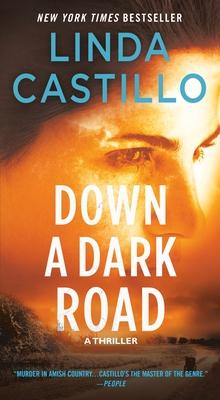 Down a Dark Road: A Kate Burkholder Novel Cover Image