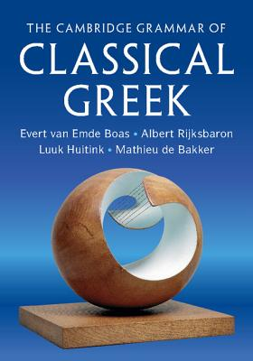 The Cambridge Grammar of Classical Greek Cover Image