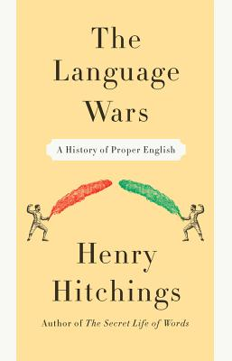 The Language Wars Cover