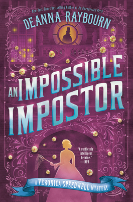 An Impossible Impostor (A Veronica Speedwell Mystery #7) Cover Image