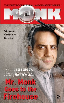 Mr. Monk Goes to the Firehouse Cover