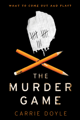 The Murder Game Cover Image