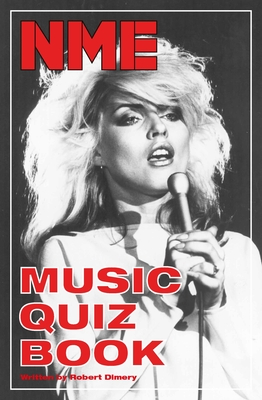 NME MUSIC Quiz Book: (For Music Aficionados Across All Genres) Cover Image