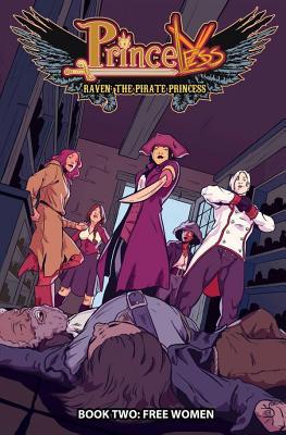 Cover for Princeless