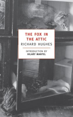 The Fox in the Attic Cover Image