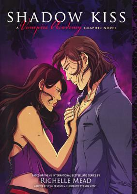 Shadow Kiss: A Graphic Novel (Vampire Academy) Cover Image