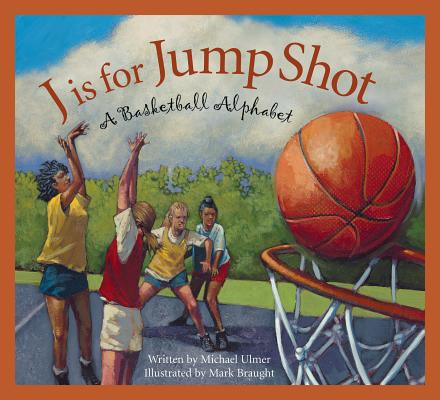 J Is for Jump Shot Cover