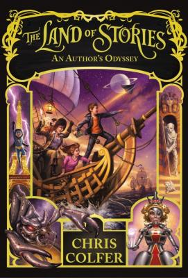 An Author's Odyssey Cover Image