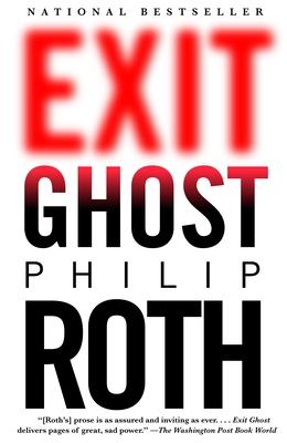 Exit Ghost (Vintage International) Cover Image