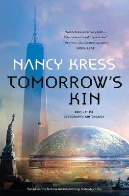 Tomorrow's Kin: Book 1 of the Yesterday's Kin Trilogy Cover Image