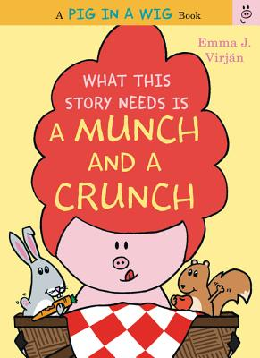 What This Story Needs Is a Munch and a Crunch Cover