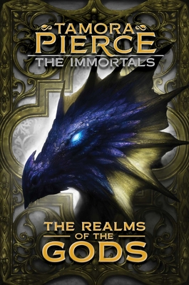 Cover for The Realms of the Gods (The Immortals #4)