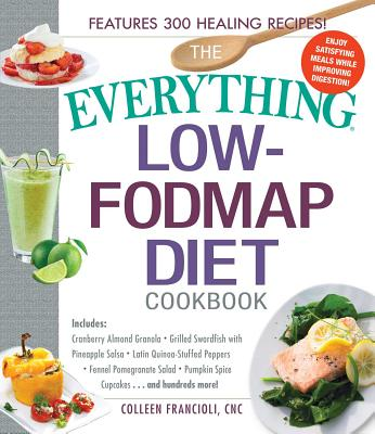 The Everything Low-Fodmap Diet Cookbook Cover