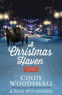 A Christmas Haven: An Amish Christmas Romance Cover Image
