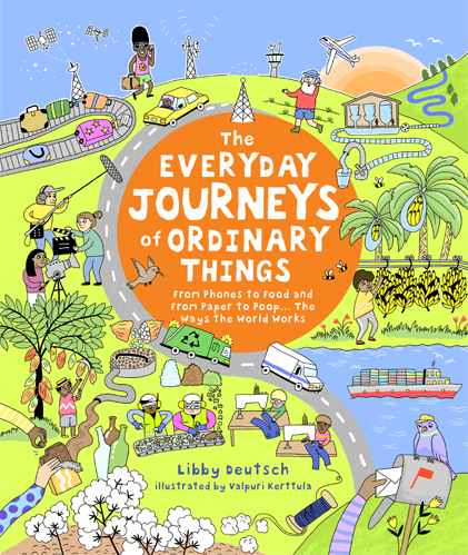 Everyday Journeys of Ordinary Things Cover Image