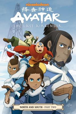 Avatar: The Last Airbender--North and South Part Two (Avatar: The Last Airbender: North and South #2) Cover Image