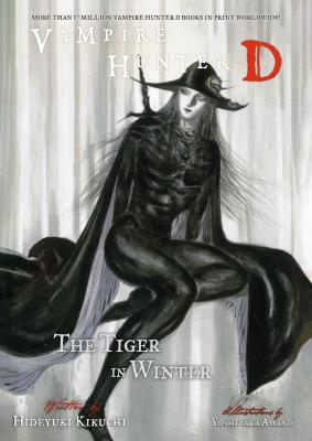 Vampire Hunter D Volume 28: The Tiger in Winter Cover Image