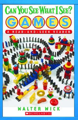 Games: Read-And-Seek Level 1 Cover Image