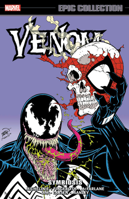 Venom Epic Collection: Symbiosis Cover Image