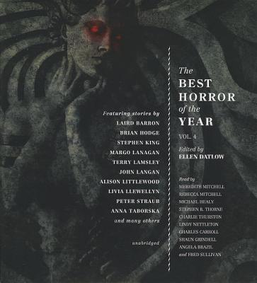 The Best Horror of the Year, Volume Four Cover Image