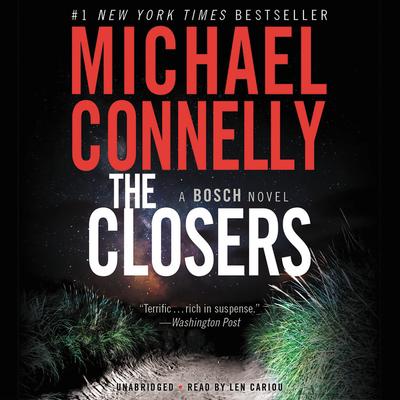 The Closers Lib/E (Harry Bosch #11) Cover Image