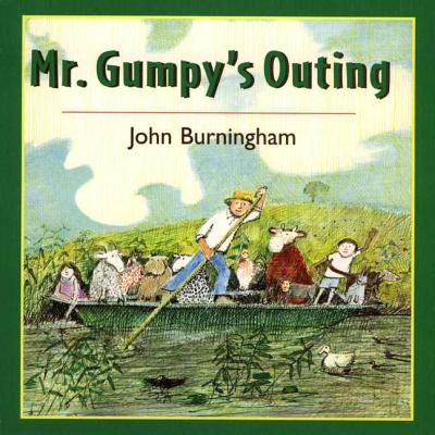 Cover for Mr. Gumpy's Outing
