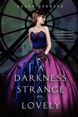 A Darkness Strange and Lovely Cover Image