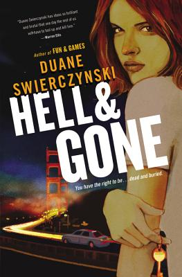 Hell and Gone (Charlie Hardie #2) Cover Image