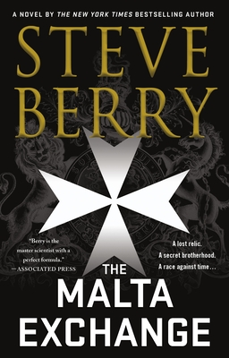 The Malta Exchange: A Novel (Cotton Malone #14) Cover Image