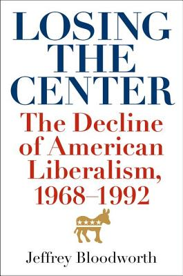 Cover for Losing the Center