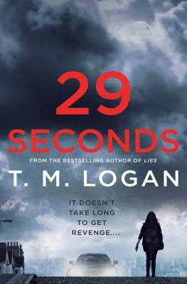 29 Seconds: A Novel Cover Image