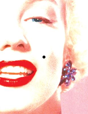 Beauty Mark: A Verse Novel of Marilyn Monroe Cover Image