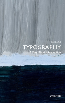 Typography: A Very Short Introduction Cover Image