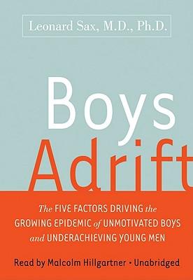 Cover for Boys Adrift