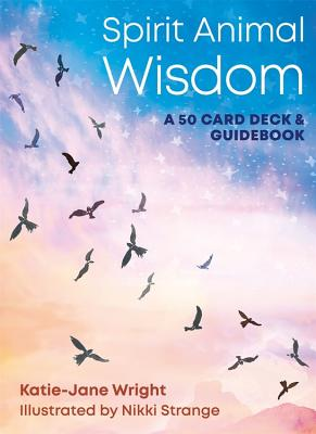Spirit Animal Wisdom Cover Image