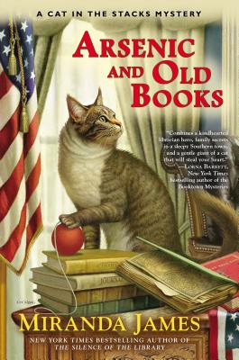 Cover for Arsenic and Old Books (Cat in the Stacks Mystery #6)