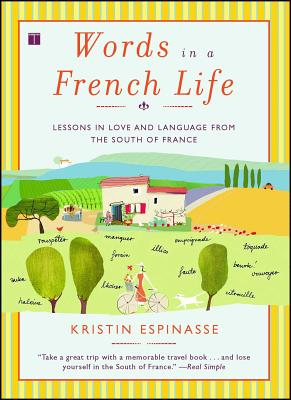 Words in a French Life Cover