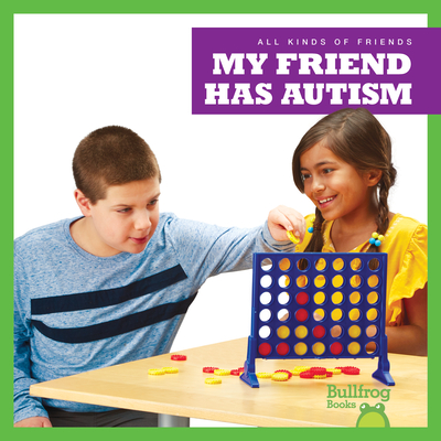 My Friend Has Autism Cover Image