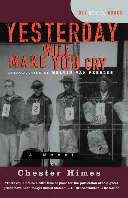 Yesterday Will Make You Cry Cover Image