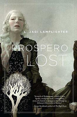 Cover for Prospero Lost