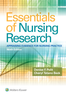 Essentials of Nursing Research: Appraising Evidence for Nursing Practice Cover Image