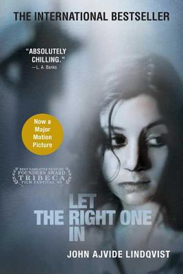 Let the Right One in Cover