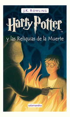 Harry Potter y las Reliquias de la Muerte / Harry Potter and the Deathly Hallows Cover Image