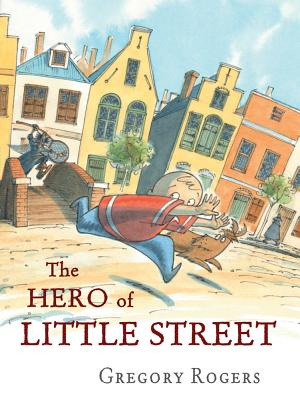 The Hero of Little Street Cover