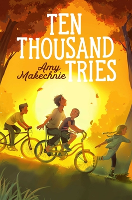 Cover for Ten Thousand Tries