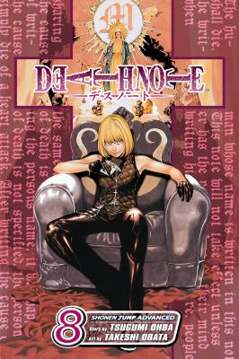 Death Note, Vol. 8 Cover Image