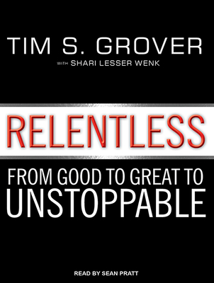 Relentless: From Good to Great to Unstoppable Cover Image